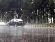 Dry weather forecast, rain in upper KP, Punjab, Islamabad