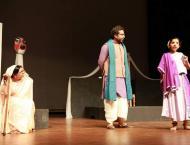 "Ajoka Theater Pakistan arranges an Online Theater Festival ""Coron .."
