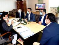 Huawei Delegation Calls on Federal Minister For Information Techn ..