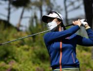 Top women's players to star as golf returns in S.Korea