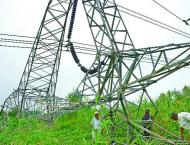 Rain disrupt power supply to many areas across province: Pesco