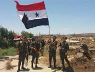Syrian Troops Clear Mines From 4.4 Acres of Land - Russian Defens ..