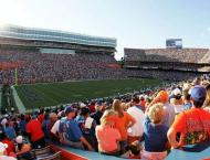 University of Florida makes pitch to NFL, NBA, MLB teams