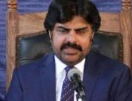 Health sector to be given priority in Budget: Nasir Shah