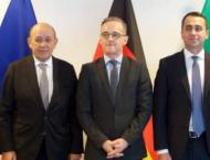 EU's Borrell, Libya's Sarraj Discuss Escalation in Tripoli, Imple ..