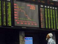 The Pakistan Stock Exchange (PSX) gains 353 points to close at 34 ..