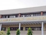 Federal Board of Intermediate and Secondary Education (FBISE) cha ..