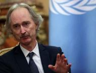 Moscow Backs Idea to Reconvene Syrian Constitutional Talks in Gen ..