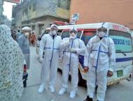 RESCUE-1122 shifts 1348 corona patients to hospitals, quarantine  ..