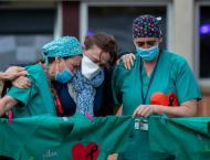 Russian COVID-19 cases exceed 300,000