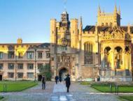 Cambridge University moves lectures online until next year