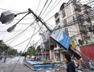 Cyclone Amphan leaves trail of destruction in parts of Bangladesh ..