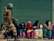 Indian brutalities at peak in IOK