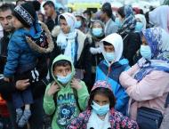Greece extends migrant camp lockdown