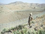 Pakistan builds fence on border with Iran to improve security