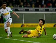 Witsel missing again but Can back for Dortmund