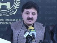 Ajmal khan Wazir advises masses to maintain social distancing dur ..