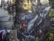 97 killed as plane crashes into residential area near Karachi air ..