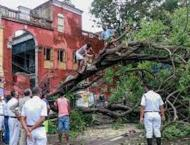 Protests in Indian city over cyclone recovery delay