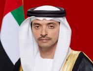 Hazza bin Zayed congratulates UAE leaders on Eid al-Fitr