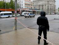 Alfa Bank in Moscow Says No Staff Inside, Attacker Barricaded Him ..