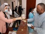 Kuwait confirms 838 more virus cases, eight deaths