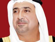 Sultan bin Khalifa congratulates UAE leaders on Eid al-Fitr