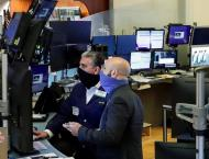 US stocks open higher, Dow +1.4%, Nasdaq: +0.2%