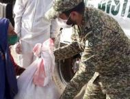 Pak Navy continues relief operations amid COVID-19 surge