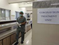144 persons recovered; 23 new coronavirus cases emerged: Dr. Irsh ..