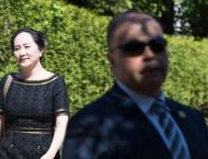Detention of Huawei CFO in Canadian Custody A 'Grave Political In ..