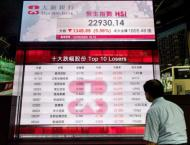 Asian markets cheered by reopening moves, Hong Kong limits losses ..