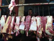47 butchers fined for selling chicken on high rates in Multan