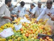AAC visits bazaars check price lists, quality of food