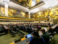 Conference on Disarmament in Geneva Postponed Until Early 2021 -  ..