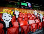 Fake cheers and cardboard spectators greet rugby league's return ..