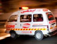 Girl dies, three injure in road accident