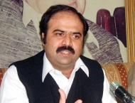 Sikandar Sherpao for more effective strategy to check growing COV ..