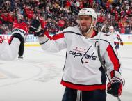Ovechkin Wins Record 9th Maurice Richard Trophy