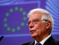 EU's Borrell Calls on African Countries to Avoid Escalation in Di ..