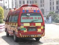 Two siblings die, one injured in road mishap