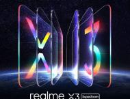Realme reveals newest X3 with periscope zoom and 120Hz screen in  ..