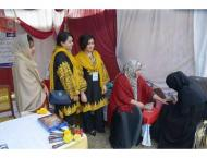 UAF distributes Eid gifts among foreign students