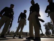 Police arrests 97 'criminals' in Faisalabad