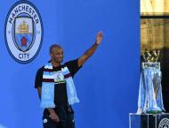 Kompany turns down offer to be Guardiola's assistant: reports