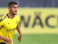 Dortmund midfielder Dahoud out for rest of season with knee injur ..