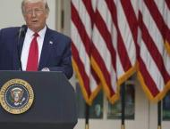 White House dares Twitter by reposting flagged Trump tweet