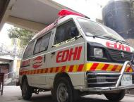 Five injured in road accident