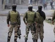 Indian police arrest two Kashmiri youth in IoK