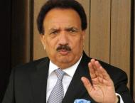 Rehman Malik reviews implementation status of committee's recomme ..